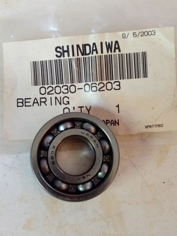 Shindaiwa 02030-06203 Crankshaft bearing for EC7600